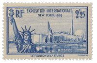 Frankrig 1939 - YT 426 - Ubrugt