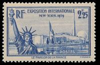 France 1939 - YT 426 - Neuf avec charnière
