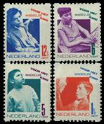 Holland 1931 - NVPH R90-R93 - Postfrisk