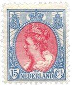 Holland - NVPH 65 - Postfrisk