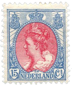 Holland - NVPH 65 - Postfrisk