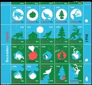 Holland Decemberpost 1998 - NVPH V1788-1807 - Postfrisk