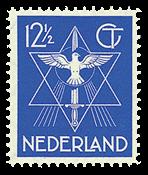 Holland 1933 - NVPH 256 - Postfrisk