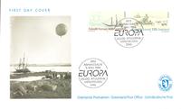 Groenland - Europa CEPT - Env. 1er jour