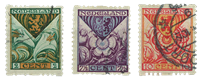 Netherlands 1925 - NVPH R71-R73 - Cancelled