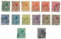 Netherlands - NVPH 149-62 - Cancelled