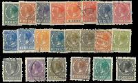 Nederland - Nr. 177-98 - Gebruikt