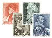 Nederland 1935 - Nr. 274-277 - Postfris