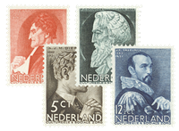 Holland 1935 - NVPH 274-277 - Postfrisk