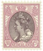 Holland - NVPH 72 - Postfrisk
