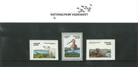 Denmark - Wadden Sea National Parc - Presentation pack