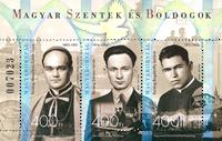 Ungarn - Smilers 2014 - Postfrisk miniark