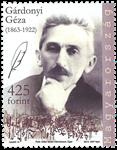 Hongrie - Geza Gardonyi - Timbre neuf