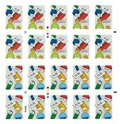 Danemark - Europa 2015, jouets - Série de bandes neuves 10v