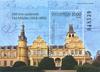 Hongrie - L'architecte Miklos Ybl - Bloc-feuillet neuf