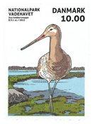 Danemark - La Mer des Wadden, Parc National - Timbre neuf
