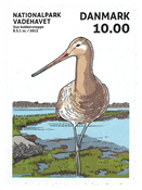 Denmark - Wadden Sea National Parc - Mint stamp