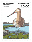 Danmark - Nationalpark Vadehavet - Postfrisk frimærke