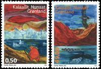 Groenland - Chansons du Groenland - Série neuve 2v