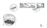 Grønland - Ekspeditioner(2) - FDC