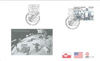 Grønland Ekspedition III - FDC