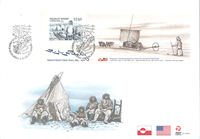 Ekspedition S/S FDC - First Day Cover