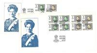 Groenland - 1973 Enveloppe Premier Jour - Reine Margrethe