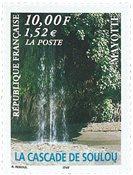 Mayotte - Soulou Vandfaldet - Postfrisk frimærke