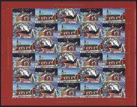Groenland - Kerstzegels 1998