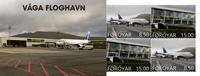 Færøerne - Vagar Lufthavnsterminal - Postfrisk frimærkehæfte