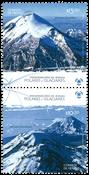 Mexique - Régions polaires - Paire se-tenant neuve