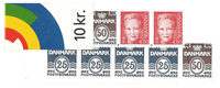 Denmark - Stamp booklet 2000 - Mint