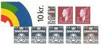 Danemark - Carnet de timbres neuf - 1999