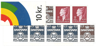 Denmark - Stamp booklet 1999 - Mint