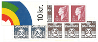 Denmark - Stamp booklet 1998 - Mint