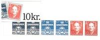 Danemark - Carnet de timbres neuf - 1996