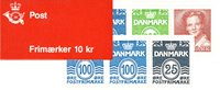 Danemark - Carnet de timbres neuf - 1990