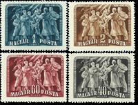 Hungary AFA 1063-66 mint