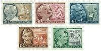 Ungarn afa 1076-80 *