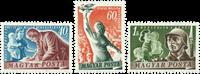 Hungary AFA 1114-16 mint