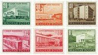 Ungarn AFA 1286-91 *