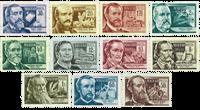 Hongrie - Timbres neufs - AFA 1373-83