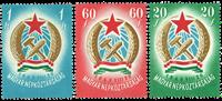 Hungary AFA 1028-30 mint