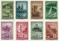Ungarn afa 947-54 *