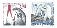 Sweden - Common Nordic issue - Mint