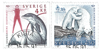 Sweden - Common Nordic issue -  Cancelled