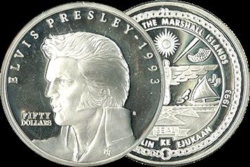 Elvis Presley 1993 Coin Wwwbilderbestecom