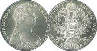 Austria - María Teresa, plata