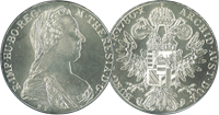Oostenrijk - Maria Theresia Silver dales