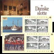 Danimarca 1994 - Castelli danesi - libretto nuovo